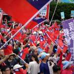 國民黨「反鐵籠公投」凱道會師 萬人齊呼「還我公投!」