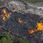 最「香」的火災》美國Jim Beam倉庫大火 45000桶波本威士忌流入肯塔基河,造成大量魚群死亡