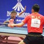世大運》桌球男團不敵中國 中華隊奪銀平隊史最佳