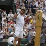網球》喬科維奇輕取法國小將 生涯12度闖溫網8強