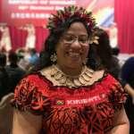首度在台舉辦國慶酒會!太平洋友邦吉里巴斯建國40周年 女大使藍黛西:我們很珍惜與台灣的友誼