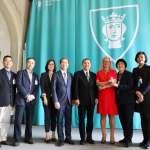 侯友宜會晤斯德哥爾摩代理市長 深度交流與經驗分享