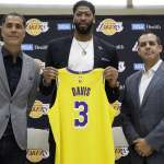 NBA》戴維斯談生涯目標:沒有奪冠就是最大的失敗