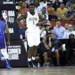 NBA》威廉森不該打夏季聯盟 K教練:他還沒準備好