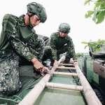 國軍持續進行颱風災防整備 新式救災服「透氣戰鬥衫」曝光了