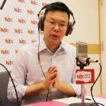 入黨關鍵原因?林飛帆:台灣下一階段的目標是打造「非韓家園」