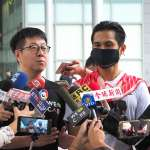 韓國瑜稱「做不好就連署罷免自己」Wecare高雄發言人尹立:我親送罷免連署書到市長室!