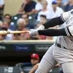 MLB》葛瑞格里歐斯包辦7分打點 洋基戲劇性逆轉雙城