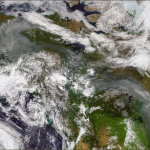 北極圈在燃燒!野火逾100場,熱浪橫掃阿拉斯加州,高溫飆破32度