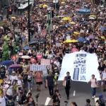 「停下來我們就死定了」721遊行仍有43萬人走上街頭 從雨傘運動到反送中,香港人沒有放棄抗爭