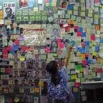 蒙面人破壞澳洲昆士蘭大學「連儂牆」海外大學校園成中港矛盾引爆點