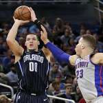 NBA》魔術灌籃王目標挑戰三分球大賽 直言新賽季要更上一層樓
