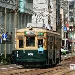 廣島遭原子彈轟炸、鐵路嚴重受創,之後卻奇蹟似地修復成功!象徵「逐步向前」的廣島電鐵