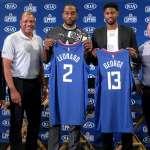 NBA》當年差點成溜馬隊友 如今兩人聚首快艇