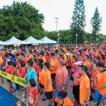 城市路跑彰化場 七千五百多人參與