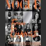 英國王妃梅根客串《時尚》雜誌編輯 封面是15名女性和一面鏡子