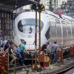 德國車站驚魂!母子遭歹徒推落軌道 8歲男童慘被高速列車輾斃