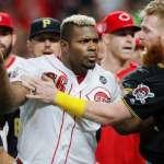 MLB》普伊格紅人最終戰 與海盜爆發肢體衝突遭驅逐出場