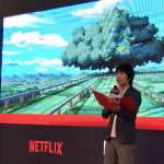攜手《鋼之鍊金術師》導演、台灣動畫團隊 Netflix原創動畫《伊甸》明年開播