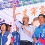 「韓粉消失了嗎?」王浩宇揭數據:韓國瑜造勢直播觀看人數從10萬下滑剩不到2萬