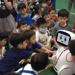 反毒生力軍 AI機器人小暄加入反毒宣導行列