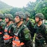 颱風逼近!國軍災害應變中心成立 海軍預置救災兵力嚴陣以待