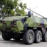 「雲豹」儼成國防自主象徵!地面部隊喜迎M1A2T戰車之餘…從國防工業展一窺戰甲車研製大躍進
