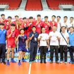 排球》U23男排亞錦賽 中華隊奪冠破隊史紀錄
