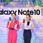 搭配全新高通處理器,Galaxy Note10系列機種在台灣發表
