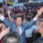 美麗島電子報民調》「換韓」勝算大?藍綠對決韓國瑜慘輸蔡英文,郭台銘上陣能逆轉