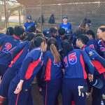 壘球》女壘青年隊挺進世界盃 台灣加油歌聲迴盪球場
