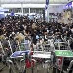 孔令信觀點:香港要自由民主不要暴力衝突