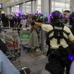 在香港,對媒體的暴行不斷上升……無國界記者呼籲港府:保護記者不受警察幫派分子的暴行危害