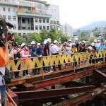 淡水藍天市場廢棄工地12月底前回填 改善居住及用路安全