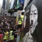趙春山觀點:香港緊張情勢升高,臺灣切勿見獵心喜
