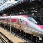 同樣是HELLO KITTY彩繪列車,日本人這樣玩,努力「壓榨」這隻沒有嘴巴的貓
