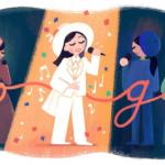 從「我是一片雲」、「掌聲響起」到「心肝寶貝」,今天是她生日!GOOGLE首頁紀念傳奇歌手鳳飛飛