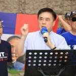 臨時中常會開砲 郝龍斌:吳敦義應該退出國民黨不分區