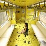 集集彩繪列車石虎圖「國外圖庫買的」 俄羅斯原作者親繪3幅石虎免費送台灣!