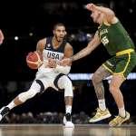 籃球》美澳男籃表演賽座位差引發眾怒 羅素克洛也痛批