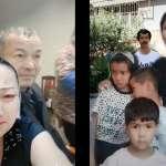 鏡頭前哀傷掉淚,新疆人與被消失家人合影拍抖音,向世界發出無聲求救