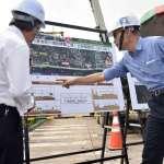 韓國瑜視察新台17線濱海聯外道路工程 叮囑如期如質完工