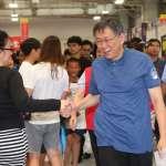 遭爆與郭王談好由柯當總幹事  柯文哲:我要當社會評論員