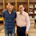 陳水扁會徐永明 稱讚「感覺時代力量又活了起來」