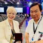 世盟出席聯合國NGOUN大會 積極參與國際交流