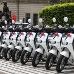 410輛「Gogoro警用機車」上線執勤 北市警巡邏新景緻