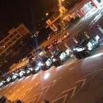 大批解放軍軍車凌晨在香港出沒 新華社:這是中央軍委批准的例行輪調