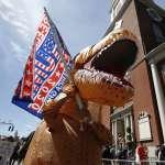 被打壓的多數?美國波士頓迎接首場「異性戀驕傲」遊行 另類右派色彩引發數千人抗議