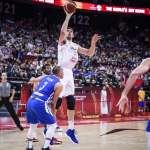 世界盃男籃》狂電菲律賓59分 塞爾維亞仍不敢鬆懈