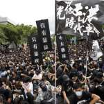 「為何只見雞蛋不見燃燒彈?」龍應台挺香港遭中共黨媒駁斥:以偏見挑唆香港與內地關係